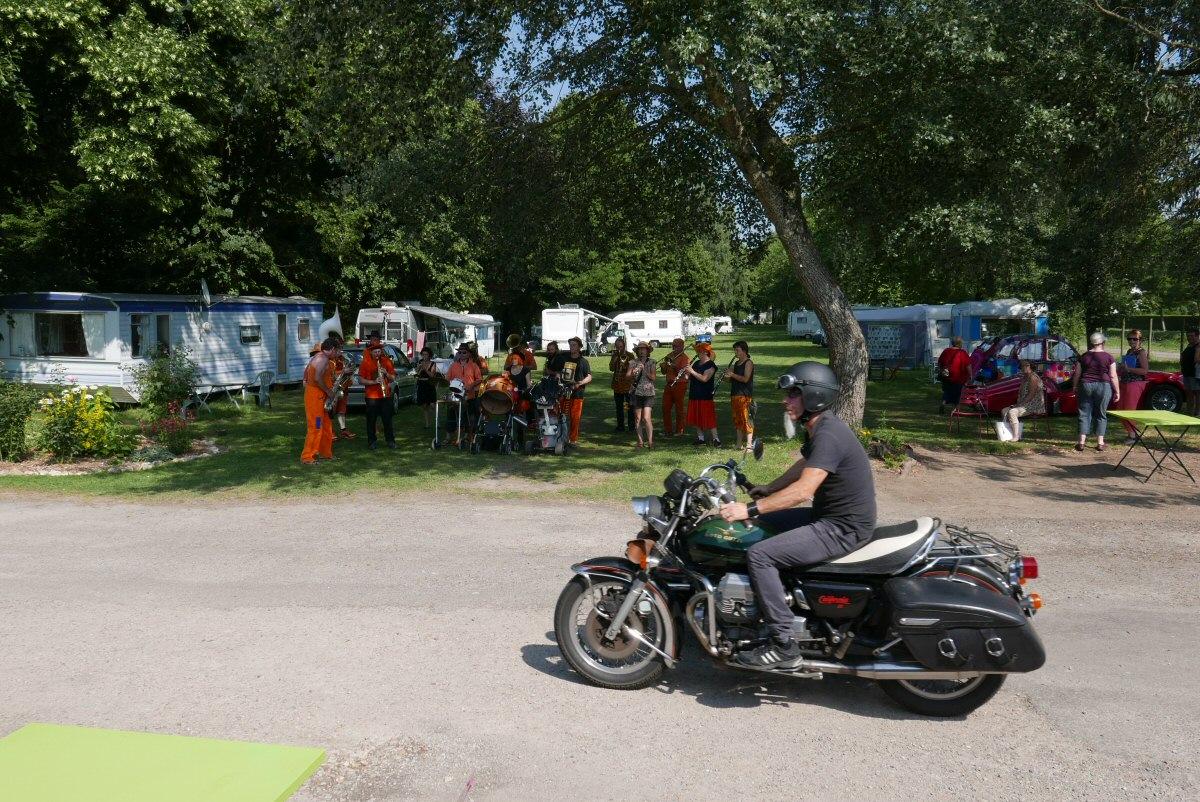 Campsite Events